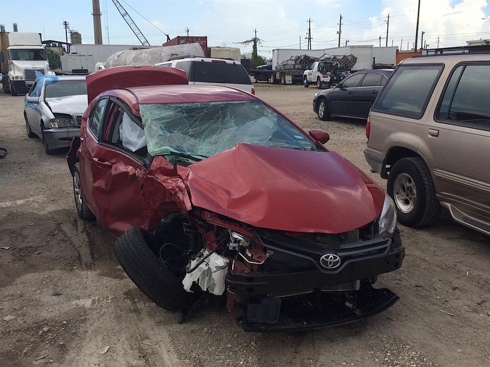 Car Wreck Pain